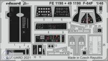 F-84F - 1/48 - Kinetic