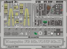 Mosquito FB Mk.VI/NF Mk.II-Tamiya