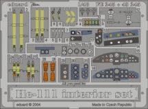 He 111 interior-Revell/Monogram