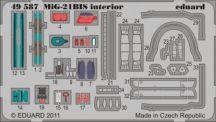 MiG-21BIS interior S.A. - Eduard