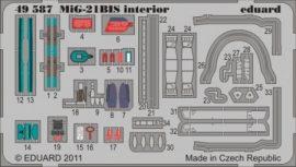 MiG-21BIS interior S.A. - 1/48 - Eduard