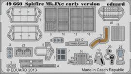Spitfire Mk.IXc early version- 1/48 - Eduard