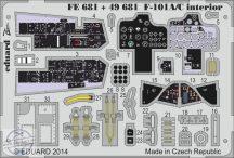 F-101A/C interior S.A.- 1/48 - Kitty Hawk