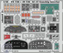 AC-47 Gunship interior S.A.- 1/48 - Revell