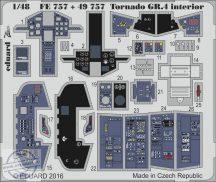 Tornado GR.4 interior 1/48 - Revell