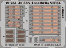 Ju 88A-4 seatbelts STEEL- ICM