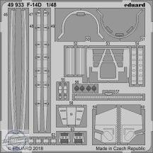 F-14D 1/48 - Tamiya