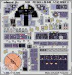 F-15C MSIP II interior - 1/48 - GWH