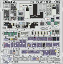 F-15E interior - 1/48 - GWH
