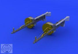 MG 14/17 Parabellum WWI gun