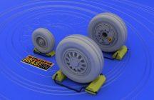 F-16 late wheels  - Kinetic