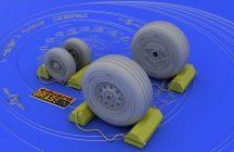 F-4J/ S wheels