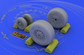 F-4J/ S wheels - 1/48