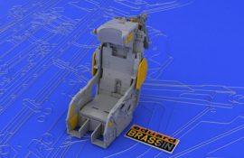 Su-7 seat - 1/48 - KP
