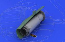 MiG-21MF/SMT exhaust nozzle - 1/48 - Eduard