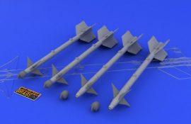 AIM-9M/ L Sidewinder - 1/48