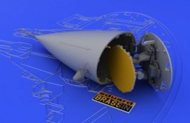 F-16 radar early  - Tamiya