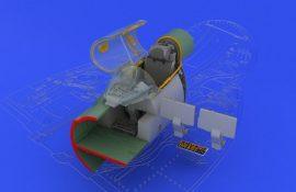 MiG-21MF interior late. - 1/48 - Eduard