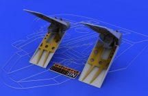 F-16 air brakes - Tamiya