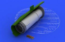 MiG-21BIS exhaust nozzle - 1/48 - Eduard