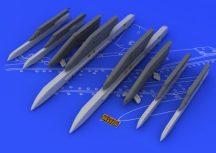 Su-25K wing pylons