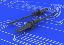 MG 17 German WWII guns
