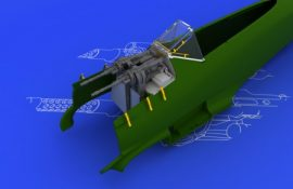 MG 131 mount for Fw 190A/ F - Eduard