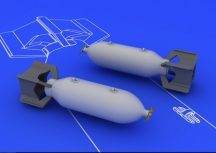 US 250lb bombs (2 pcs)