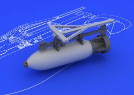 Spitfire 500lb bomb set - 1/48