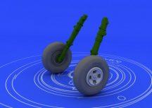 Spitfire wheels - 4 spoke - Eduard