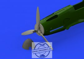 Bf 109F propeller EARLY