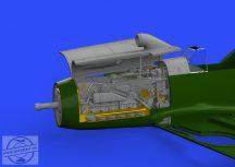 Bf 109F engine & fuselage guns