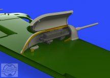 Bf 109G gun pods - Tamiya