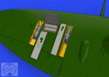 Spitfire Mk.Vb gun bays - 1/48 - Eduard