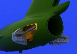 MiG-15 airbrakes - Eduard