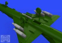 UB-16 rocket launchers w/ pylons for MiG-21  - Eduard