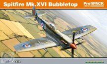 Spitfire Mk. XVI Bubbletop - 1/72