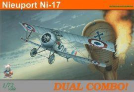 Nieuport Ni-17 DUAL COMBO - 1/72