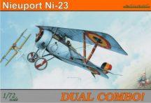 Nieuport Ni-23  DUAL COMBO - 1/72