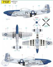 P-51D Mustang - 1/144