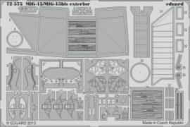 MiG-15/MiG-15bis exterior - Eduard