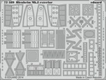 Blenheim Mk.I exterior - Airfix