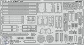 F-14A exterior - 1/72 - Academy