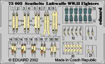 Seatbelts Luftwaffe WWII Fighters