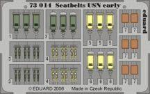 Seatbelts USN early