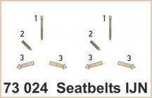 Seatbelts IJN SUPERFABRIC