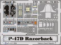 P-47D-20 - 1/72 - Tamiya
