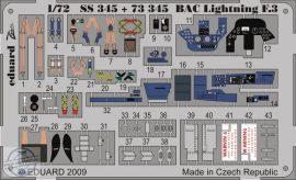 BAC Lightning F.3 S.A. - 1/72 - Trumpeter
