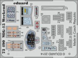 MiG-15 Weekend -Eduard