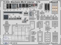 Blenheim Mk. IV interior 1/72 - Airfix